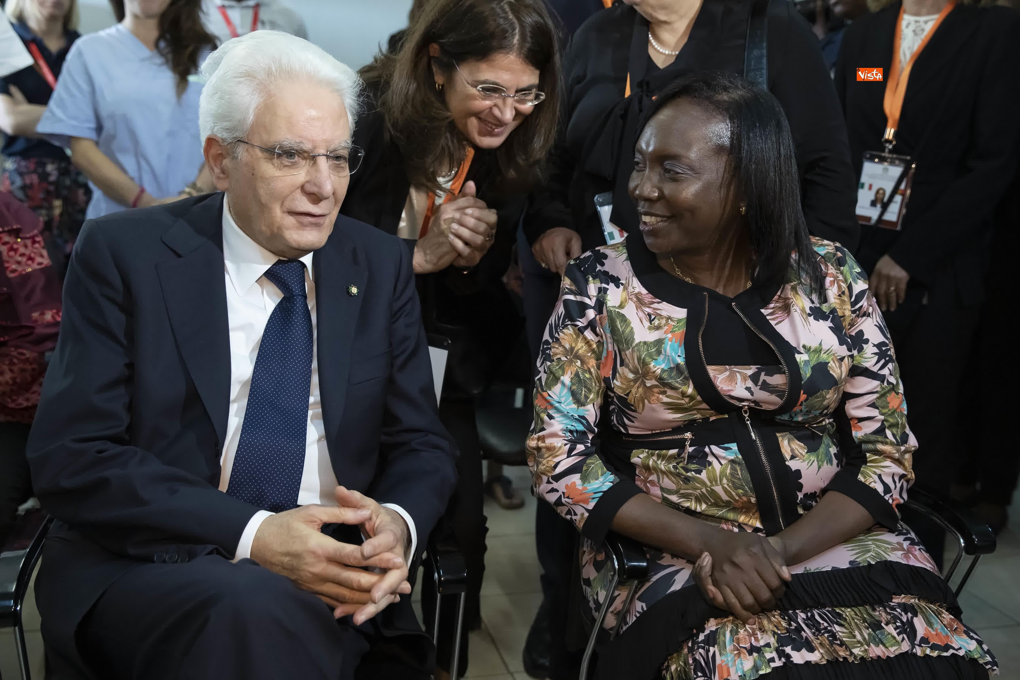 06-02-19 Mattarella in Angola visita Ospedale Divina Provvidenza_02