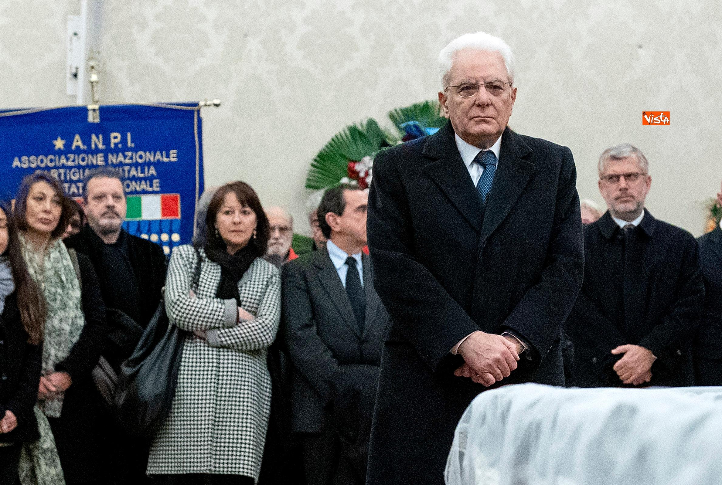 16-02-19 Mattarella alla camera ardente dell'On Adriano Ossicini 06