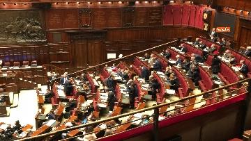 4 - Il voto di fiducia sulla Manovra alla Camera dei Deputati