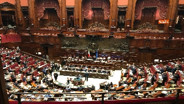 3 - Il voto di fiducia sulla Manovra alla Camera dei Deputati