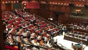 5 - Il voto di fiducia sulla Manovra alla Camera dei Deputati