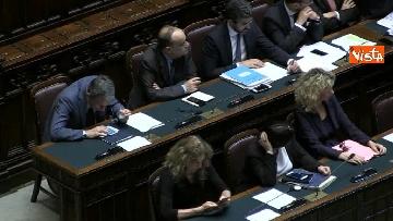 4 - Conte replica in aula a Montecitorio prima del voto di fiducia