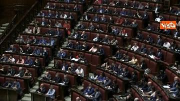 3 - Conte replica in aula a Montecitorio prima del voto di fiducia