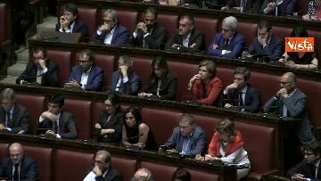 12 - Conte replica in aula a Montecitorio prima del voto di fiducia