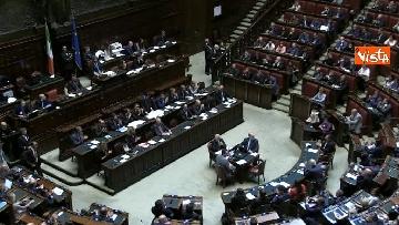 9 - Conte replica in aula a Montecitorio prima del voto di fiducia