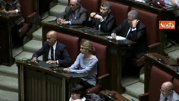 10 - Conte replica in aula a Montecitorio prima del voto di fiducia