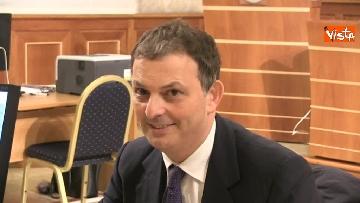 7 - Da Centinaio a Laforgia, i senatori si registrano a Palazzo Madama
