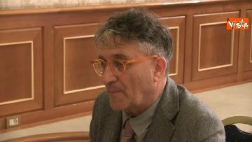 10 - Da Centinaio a Laforgia, i senatori si registrano a Palazzo Madama