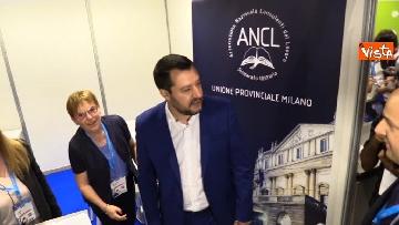 2 - Salvini al Festival del Lavoro a Milano