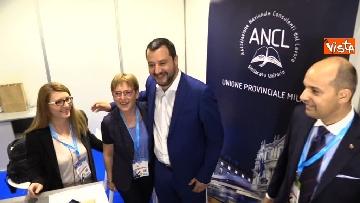3 - Salvini al Festival del Lavoro a Milano