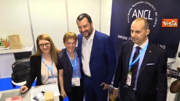 4 - Salvini al Festival del Lavoro a Milano