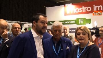 5 - Salvini al Festival del Lavoro a Milano