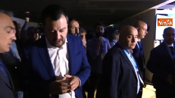 8 - Salvini al Festival del Lavoro a Milano