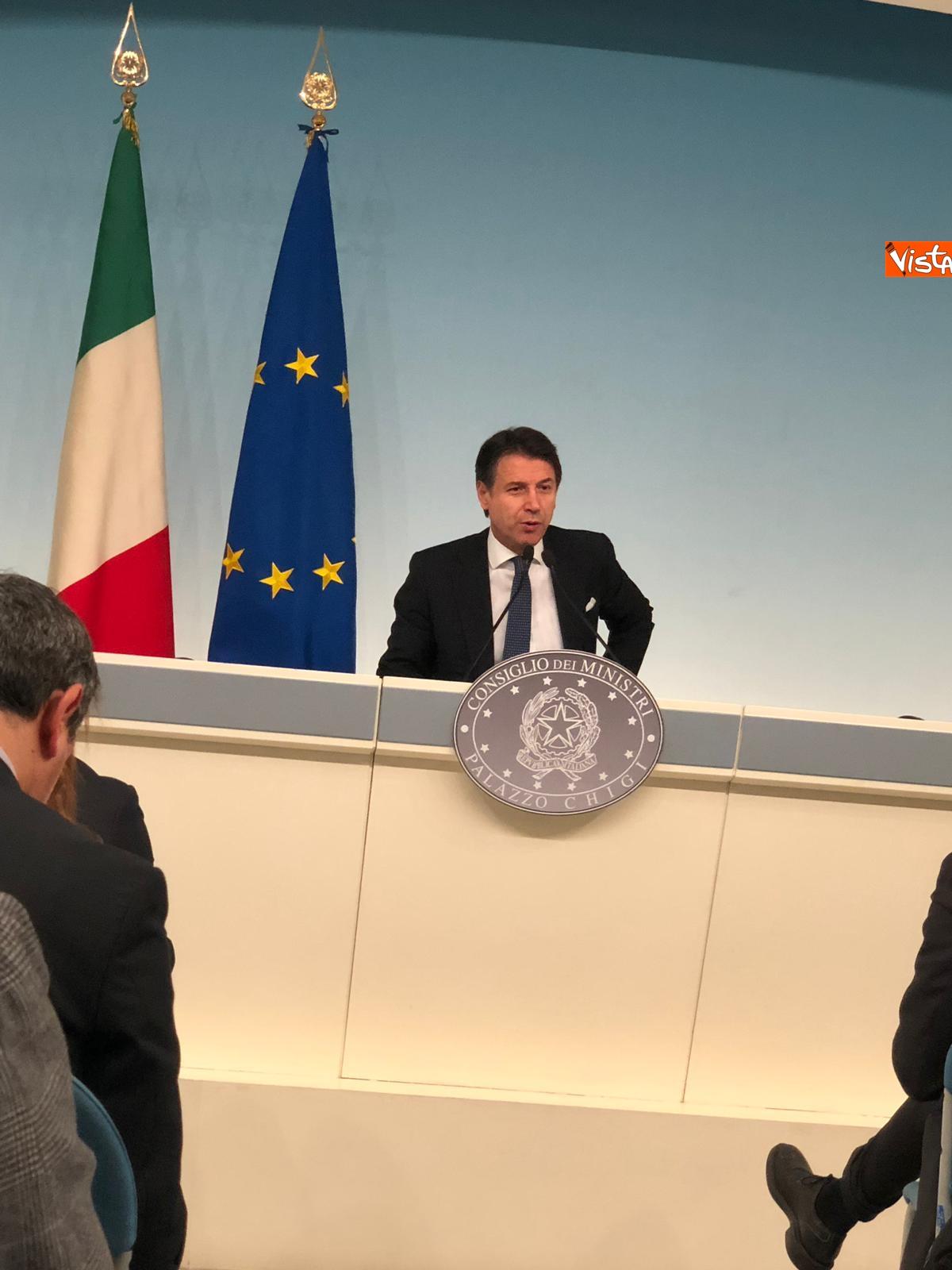 07-03-19 Tav Conte in conferenza stampa a Palazzo Chigi immagini_11