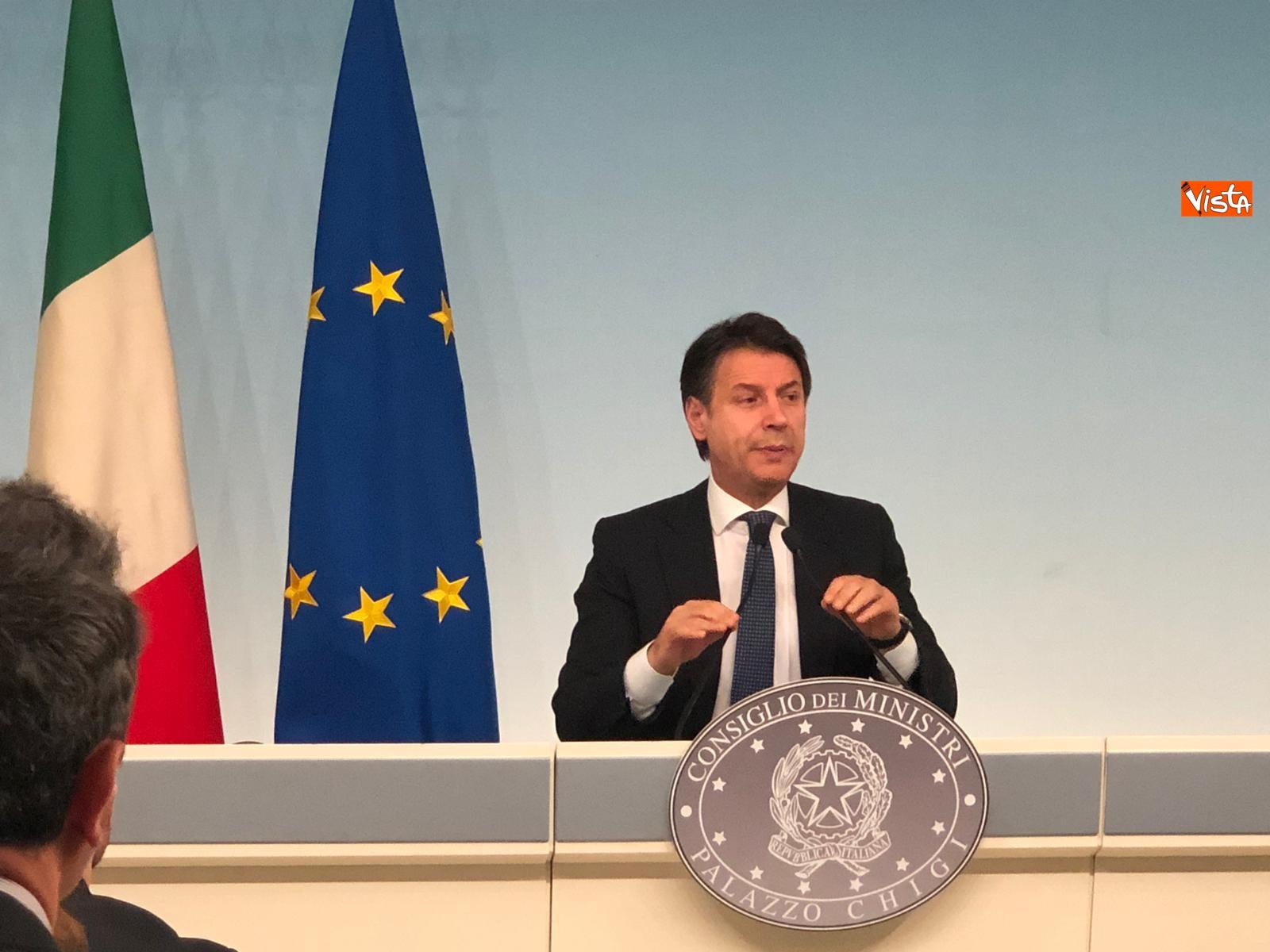 07-03-19 Tav Conte in conferenza stampa a Palazzo Chigi immagini_12