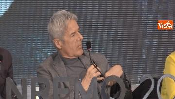 6 - Sanremo 2019, i conduttori del Festival in conferenza stampa dopo la seconda serata