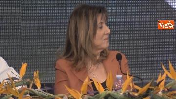 8 - Sanremo 2019, i conduttori del Festival in conferenza stampa dopo la seconda serata