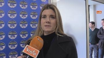 2 - Conferenza stampa Fratelli d'Italia per le elezioni suppletive, le immagini