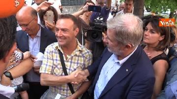 9 - Ponte Morandi, consegnate le chiavi alle prime 5 famiglie sfollate