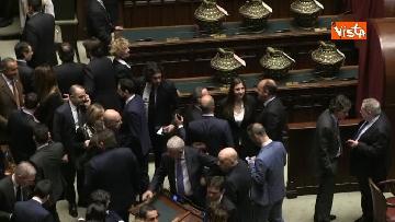 3 - L'elezione dell'ufficio di presidenza alla Camera dei Deputati