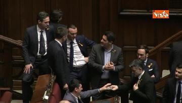 4 - L'elezione dell'ufficio di presidenza alla Camera dei Deputati