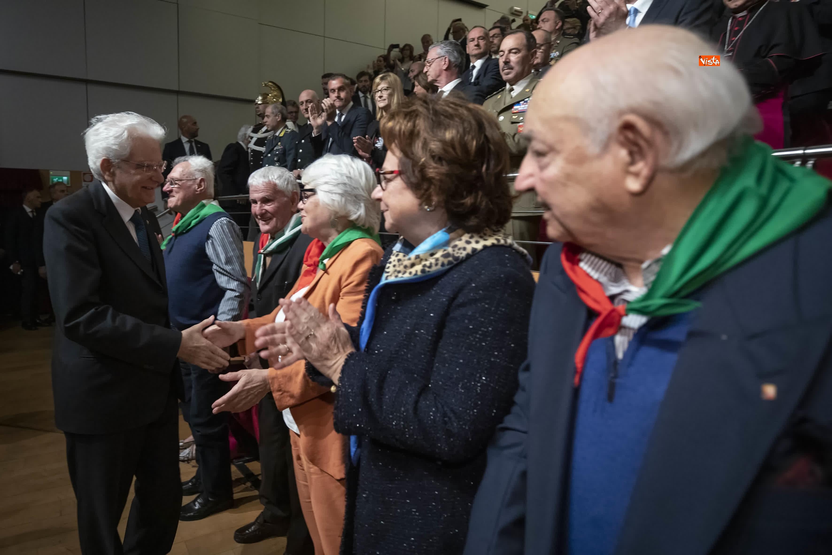 25-04-19 25 Aprile, Mattarella alla Cerimonia in occasione del 74 Anniversario della Liberazione a Vittorio Veneto_03