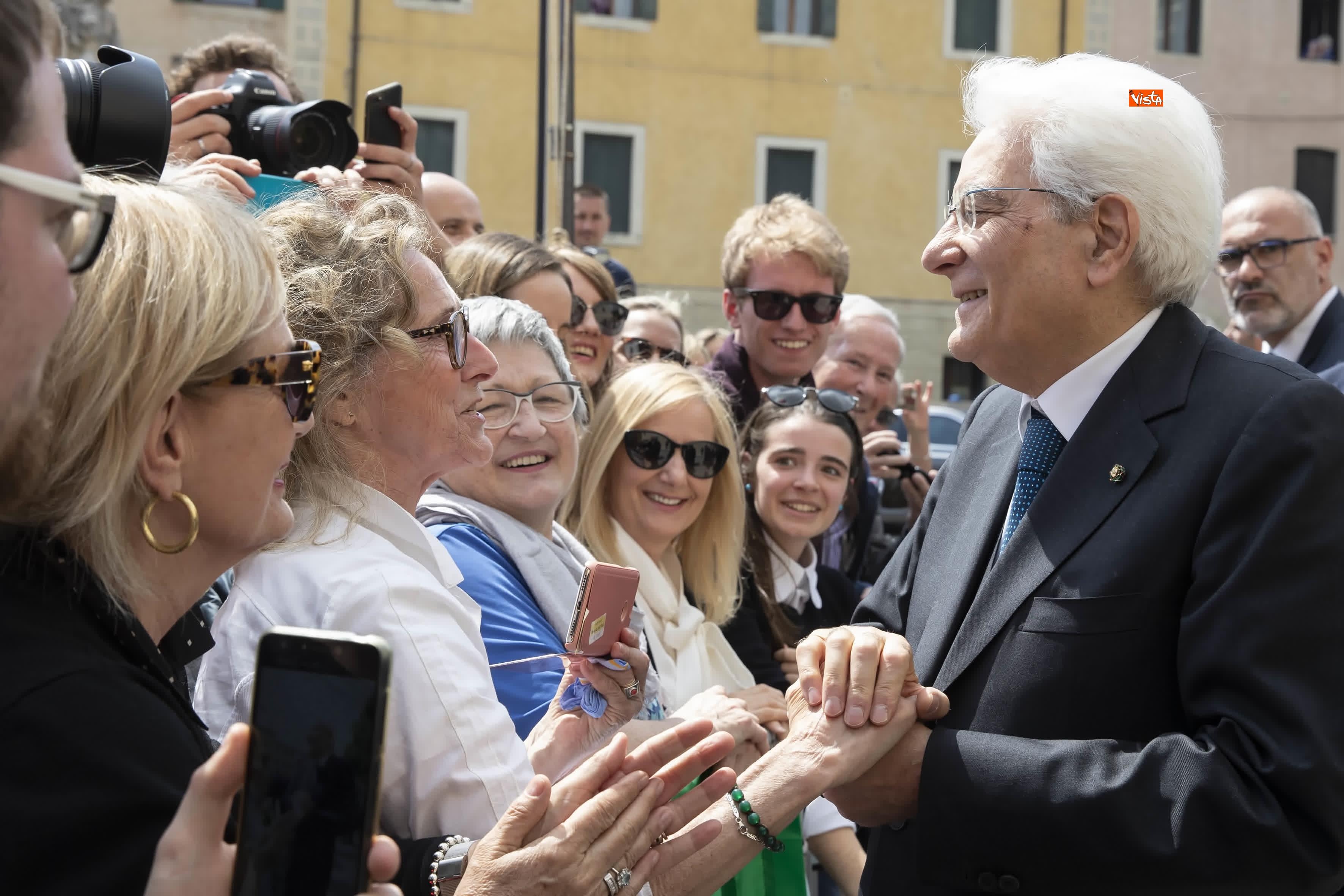 25-04-19 25 Aprile, Mattarella alla Cerimonia in occasione del 74 Anniversario della Liberazione a Vittorio Veneto_21