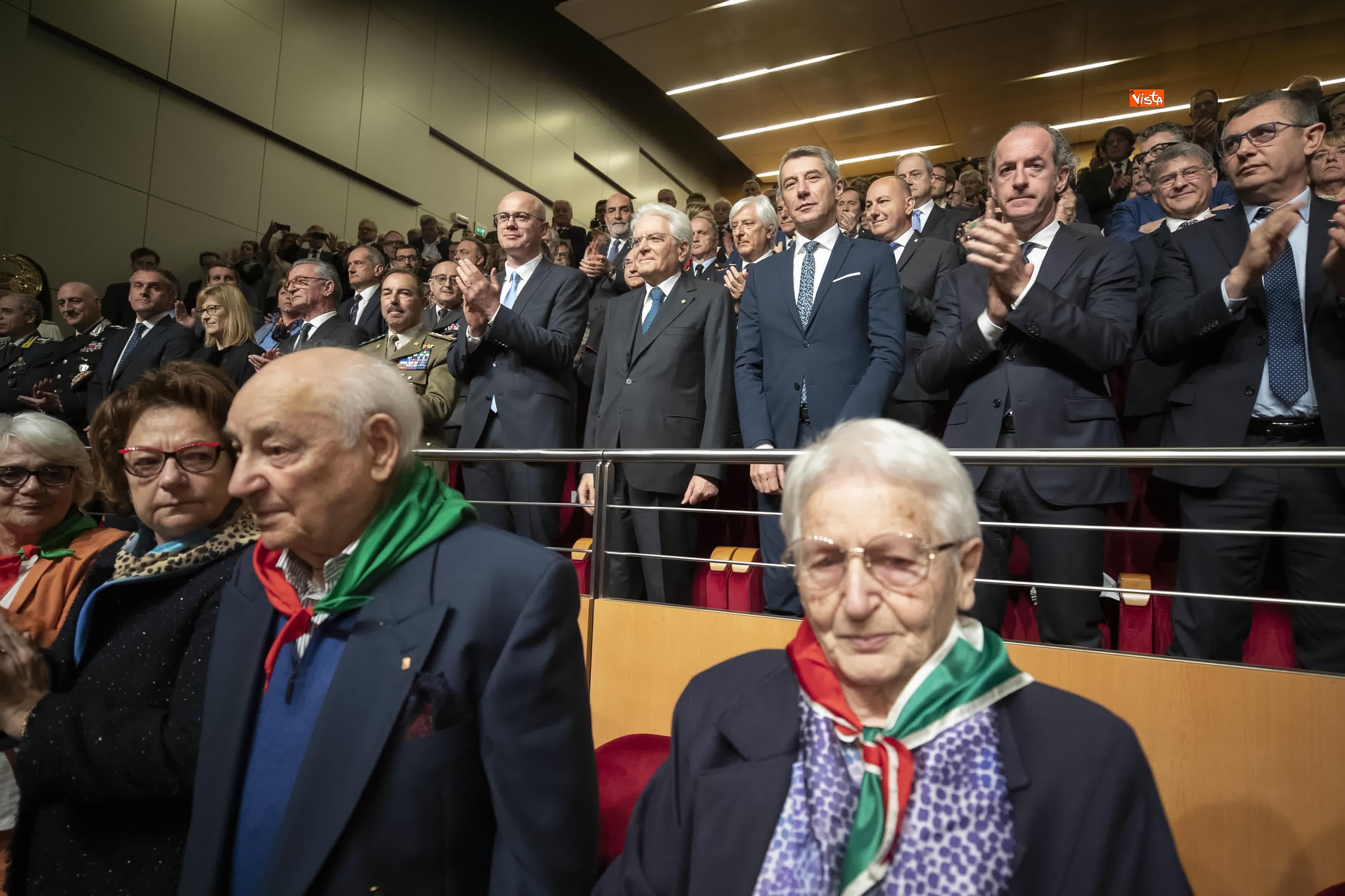 25-04-19 25 Aprile, Mattarella alla Cerimonia in occasione del 74 Anniversario della Liberazione a Vittorio Veneto_04