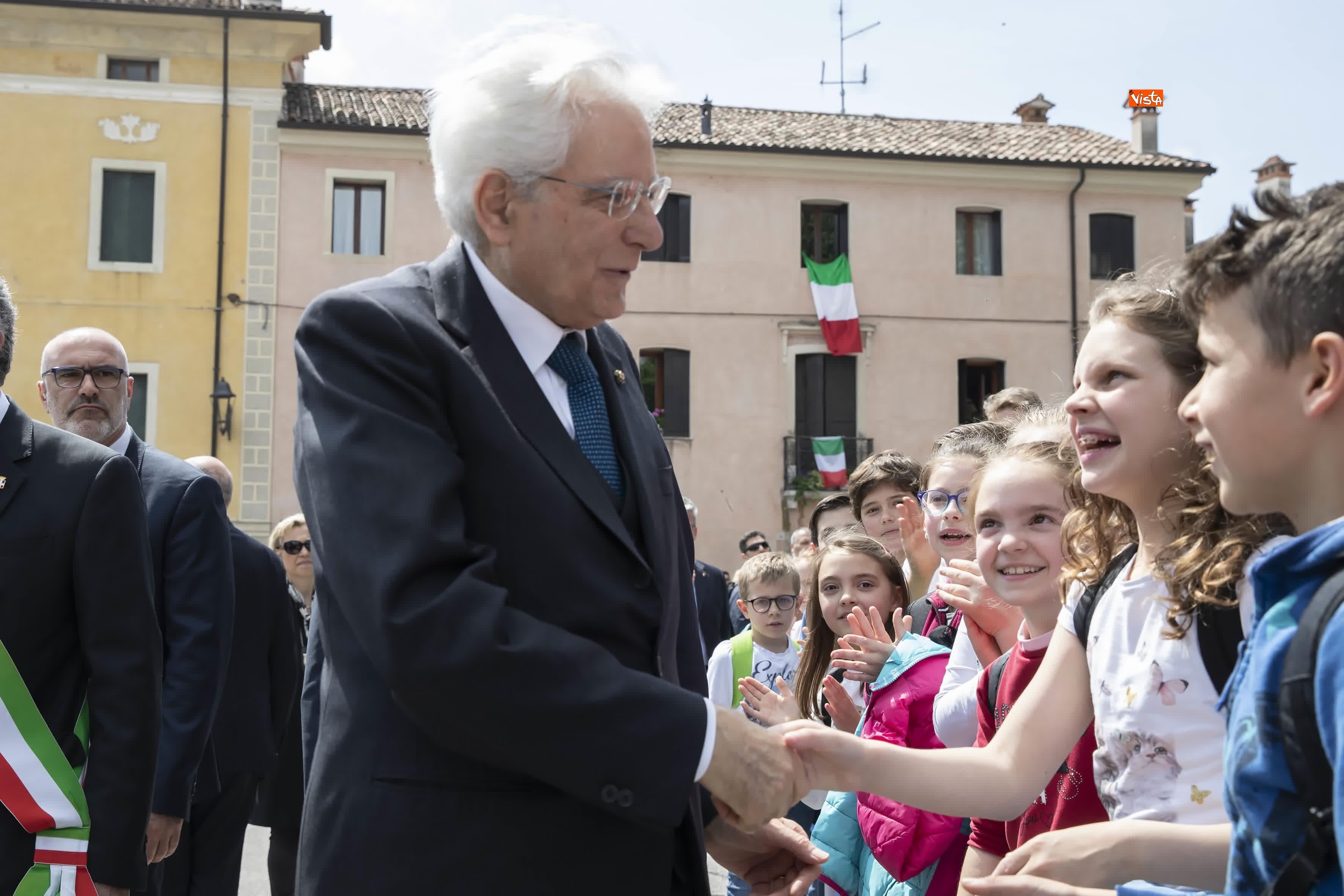 25-04-19 25 Aprile, Mattarella alla Cerimonia in occasione del 74 Anniversario della Liberazione a Vittorio Veneto_20