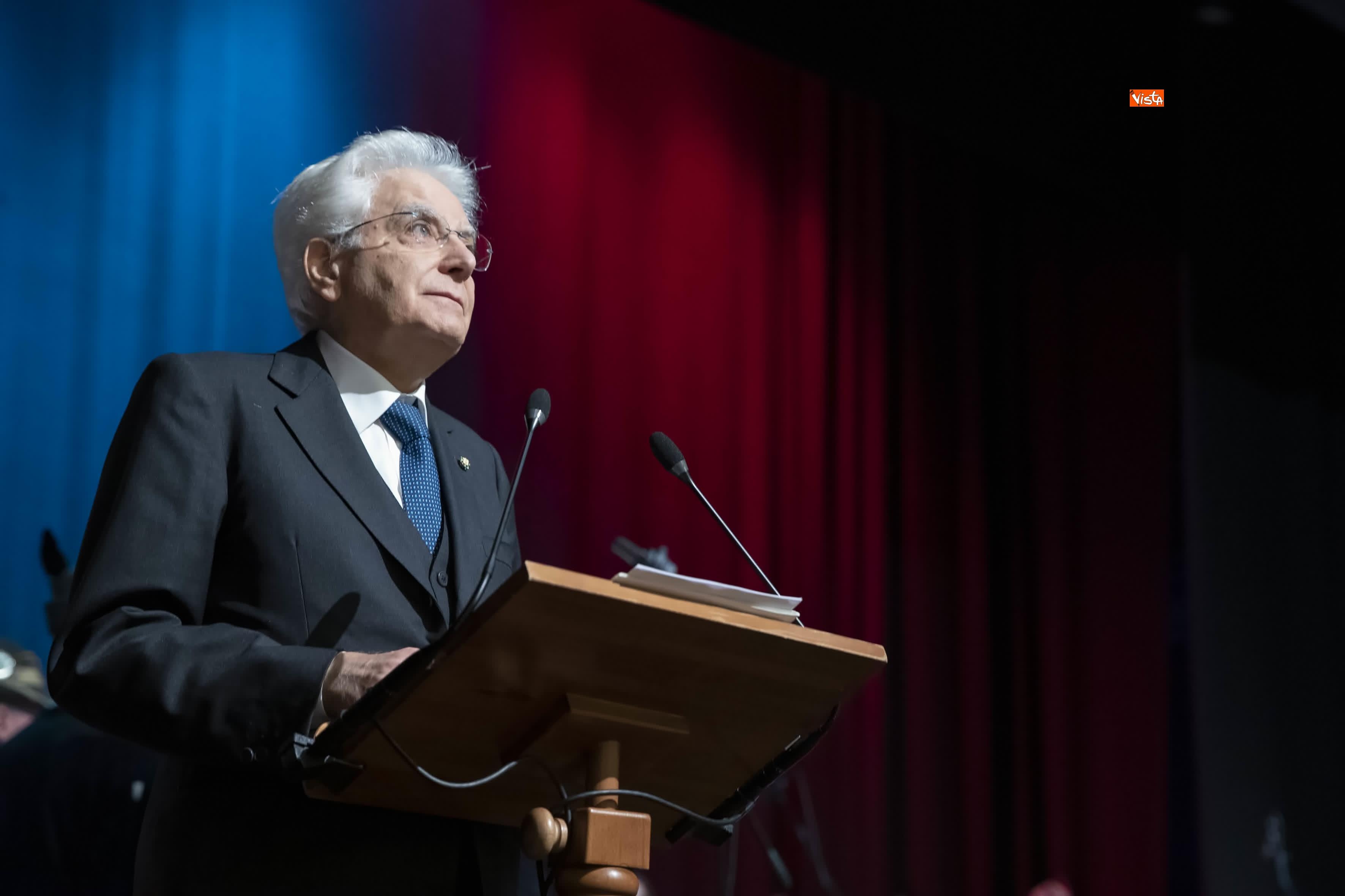 25-04-19 25 Aprile, Mattarella alla Cerimonia in occasione del 74 Anniversario della Liberazione a Vittorio Veneto_10
