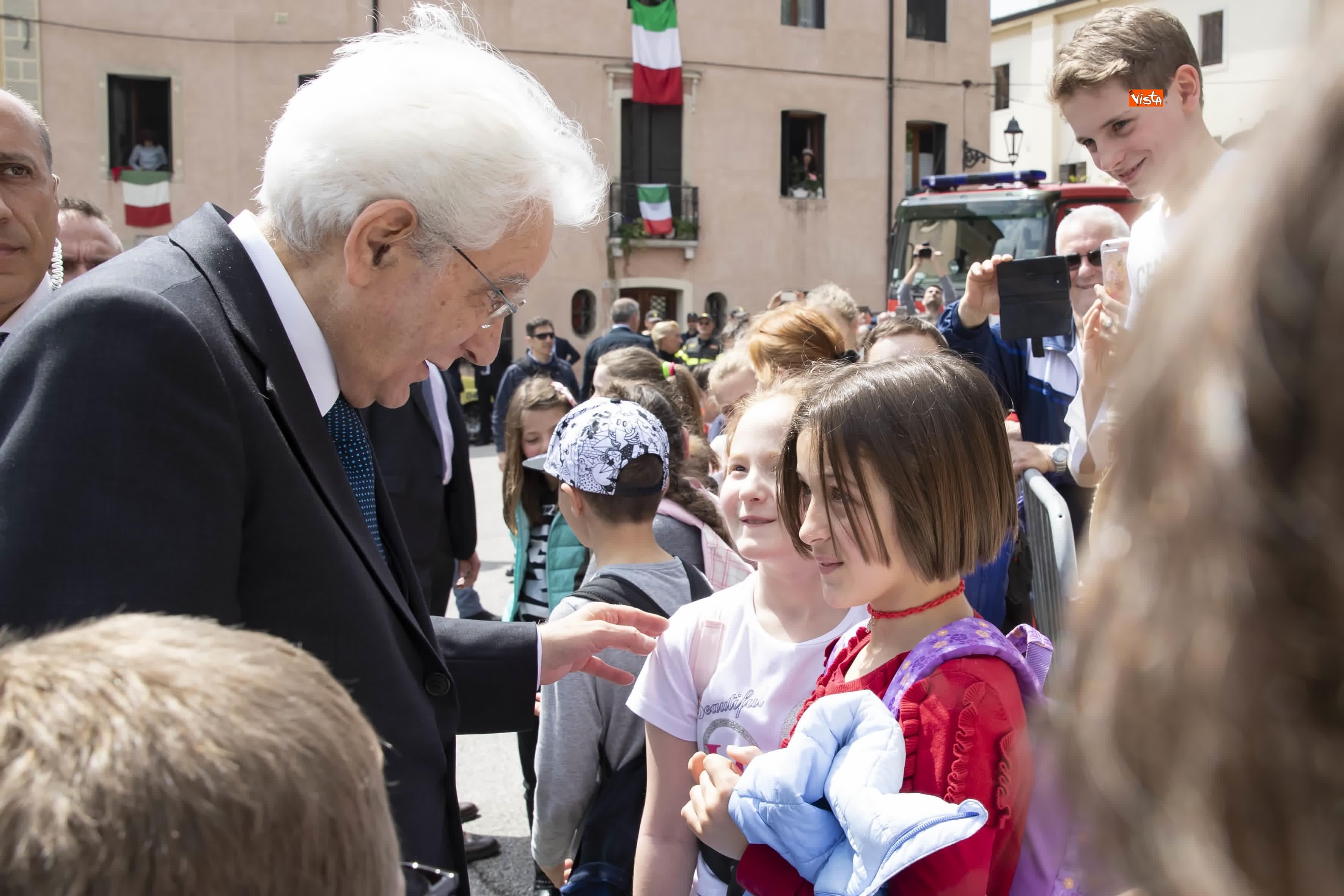 25-04-19 25 Aprile, Mattarella alla Cerimonia in occasione del 74 Anniversario della Liberazione a Vittorio Veneto_19