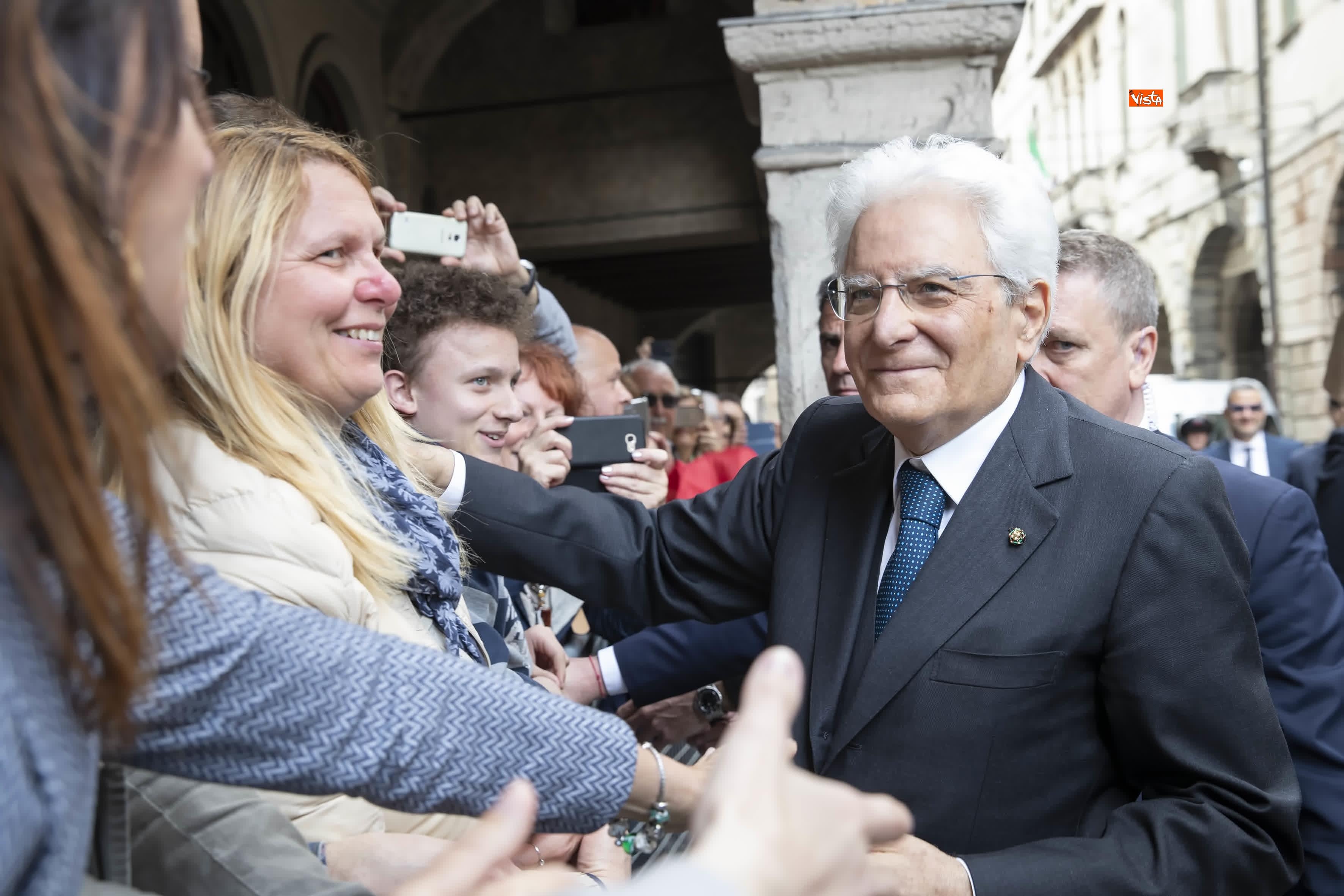 25-04-19 25 Aprile, Mattarella alla Cerimonia in occasione del 74 Anniversario della Liberazione a Vittorio Veneto_16