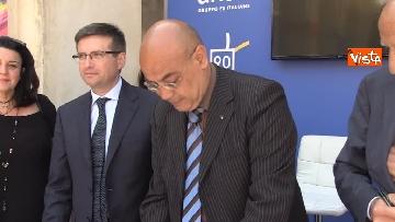 5 - Anas, Cas e Caronte firmano protocollo per efficientamento flussi traffico nello stretto di Messina
