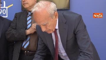 4 - Anas, Cas e Caronte firmano protocollo per efficientamento flussi traffico nello stretto di Messina