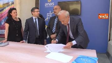 6 - Anas, Cas e Caronte firmano protocollo per efficientamento flussi traffico nello stretto di Messina