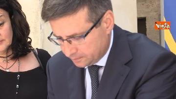 2 - Anas, Cas e Caronte firmano protocollo per efficientamento flussi traffico nello stretto di Messina