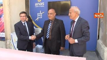 7 - Anas, Cas e Caronte firmano protocollo per efficientamento flussi traffico nello stretto di Messina