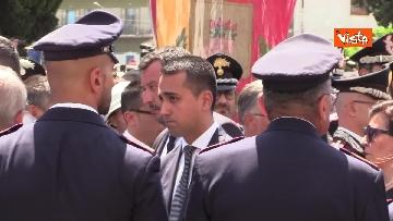 11 - Funerali di Stato per Mario Cerciello Rega, il carabiniere ucciso a Roma. Le immagini