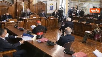 5 - Mattarella al Consiglio di Stato per la presentazione della relazione sull'attività 2020