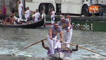 9 - La regata storica a Venezia