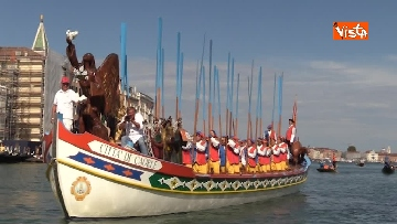 2 - La regata storica a Venezia