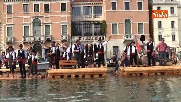4 - La regata storica a Venezia