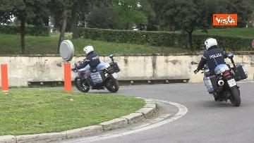 7 - Pasqua in zona rossa, vietato l'accesso alla Terrazza del Pincio a Roma