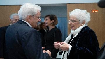 3 - Mattarella all'inaugurazione del nuovo Campus Bocconi