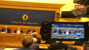 1 - Consigliere regione Lazio Aurigemma passa a FdI, immagini conferenza