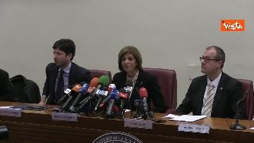 1 - La conferenza stampa di Speranza con la Commissione UE e l'OMS