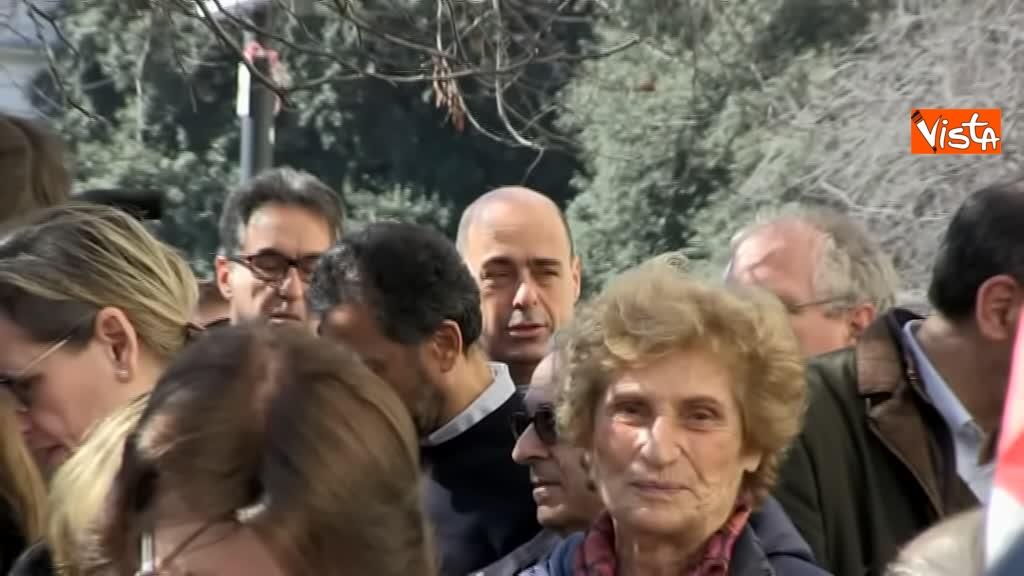 03-03-19 Primarie Pd il voto di Zingaretti