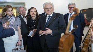 2 - Mattarella nel centro storico di Salisburgo, insieme al Presidente della Repubblica d'Austria