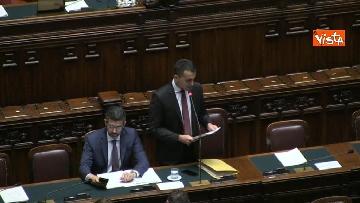 8 - Luigi Di Maio riferisce in aula sul tema sicurezza sul lavoro
