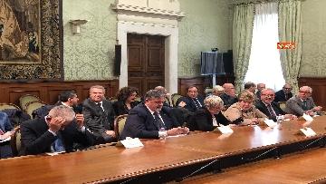5 - Il Governo incontra i sindacati a Palazzo Chigi